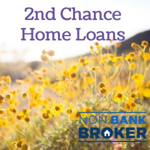 Everyone deserves a second chance, and that is why the second chance home loans were developed